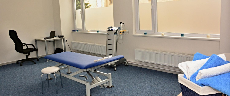 Zdravotnictví - rehabilitační péče Rehabilitace Návrat Písek